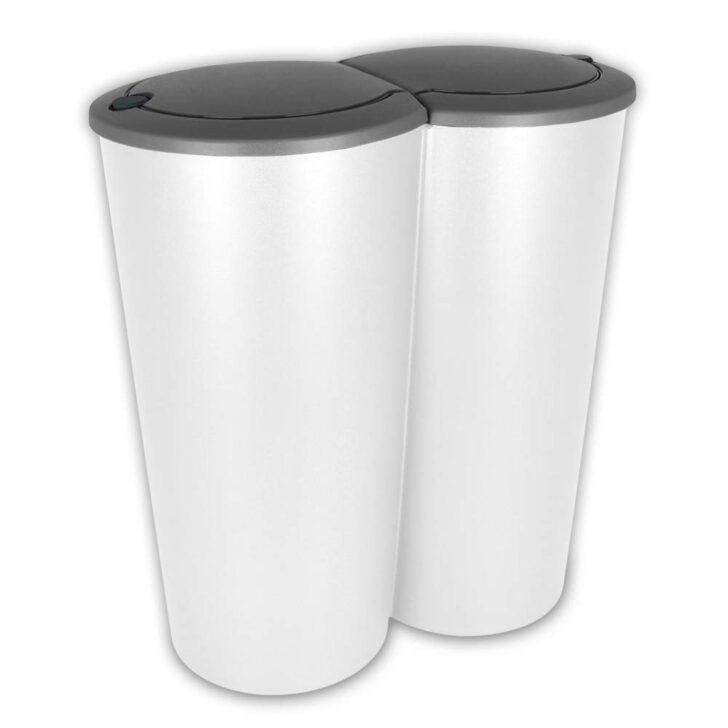 Medium Size of Tw24 Kosmetikeimer Mlleimer Abfallbehlter Abfalleimer Einbau Mülleimer Küche Doppelblock Doppel Wohnzimmer Doppel Mülleimer