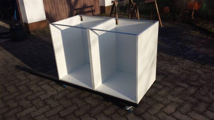 Medium Size of Mobile Outdoorküche Outdoor Kche Bauanleitung Zum Selberbauen 1 2 Docom Deine Küche Wohnzimmer Mobile Outdoorküche