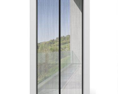 Vorhang Terrassentür Wohnzimmer Vorhang Terrassentür Premium Fliegengitter Küche Bad Wohnzimmer