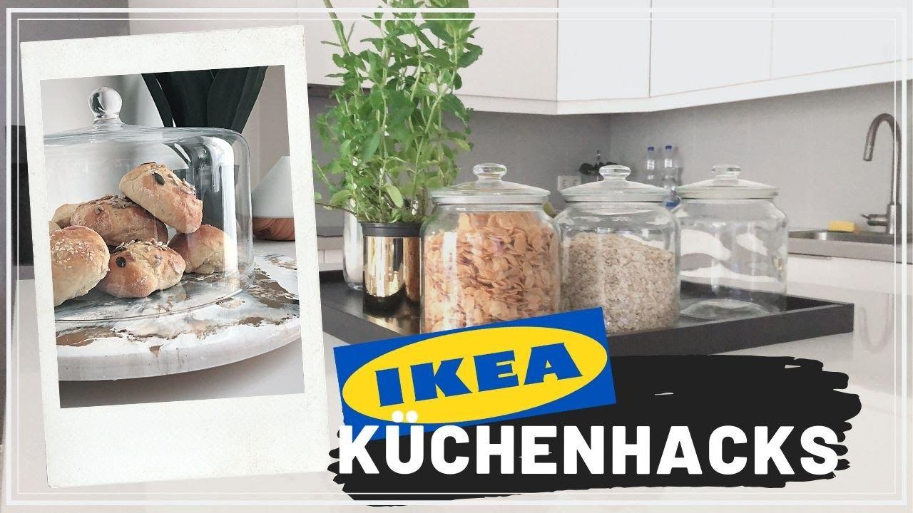 Full Size of Ikea Hacks Fr Kche I Deko Und Organisation 2019 Youtube Küche Kosten Aufbewahrungsbehälter Pendelleuchten Landhausküche Gebraucht Ohne Elektrogeräte Was Wohnzimmer Küche Deko Ikea
