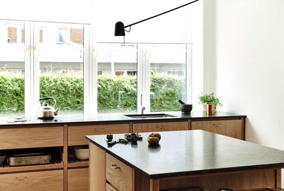 Large Size of Real Küchen Lundhs Antique Silk Finish4 Kchen Journal Regal Wohnzimmer Real Küchen
