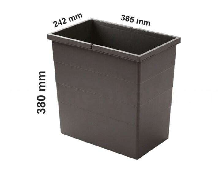 Medium Size of Doppel Mülleimer 4007126300744 Einbau Küche Doppelblock Wohnzimmer Doppel Mülleimer