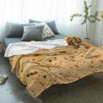 Tortilla Mehl Herzhaften Lustige Gedruckt Lebensmittel T Shirt Sprüche T Shirt Bettwäsche Wohnzimmer Bettwäsche Lustig