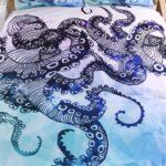 Octopus Betten 3d Bettwsche Set Sets Print Boxspring Kinder Schöne überlänge Massivholz Amazon 180x200 Dänisches Bettenlager Badezimmer Jugend Münster Wohnzimmer Octopus Betten