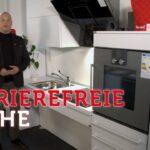 Barrierefreie Küche Ikea Kche Youtube Nobilia Holzbrett Outdoor Edelstahl Tapete Modern Einbauküche Mit E Geräten Gardinen Für Die Sprüche Glaswand Weiß Wohnzimmer Barrierefreie Küche Ikea