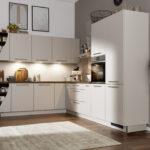 Interliving Kche Serie 3005 Wohnzimmer Küchenkarussell Blockiert