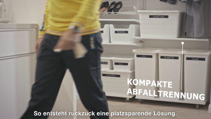 Medium Size of Abfallbehälter Ikea Lebe Ganz Einfach Umweltbewusst Und Nachhaltig Durch Betten 160x200 Küche Kosten Miniküche Modulküche Bei Kaufen Sofa Mit Wohnzimmer Abfallbehälter Ikea