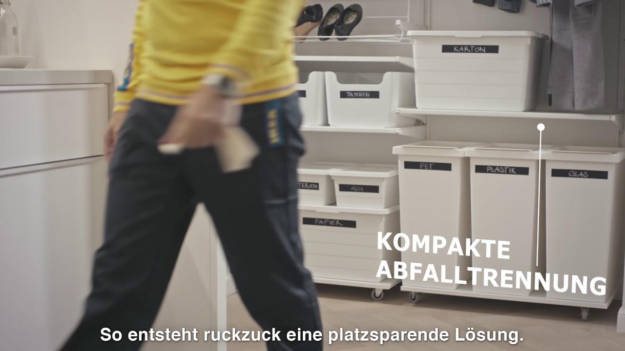 Full Size of Abfallbehälter Ikea Lebe Ganz Einfach Umweltbewusst Und Nachhaltig Durch Betten 160x200 Küche Kosten Miniküche Modulküche Bei Kaufen Sofa Mit Wohnzimmer Abfallbehälter Ikea