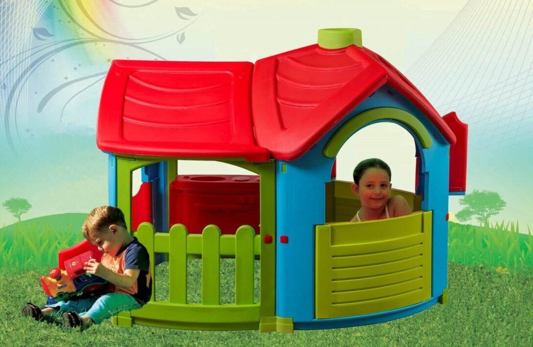 Large Size of Gartenhaus Kinder Bauen Kind Kunststoff Smoby Ebay Kleinanzeigen Holz Spielhaus Vergleich 2017 Top 5 Neu Kinderhaus Garten Kinderschaukel Kinderspielturm Wohnzimmer Gartenhaus Kind