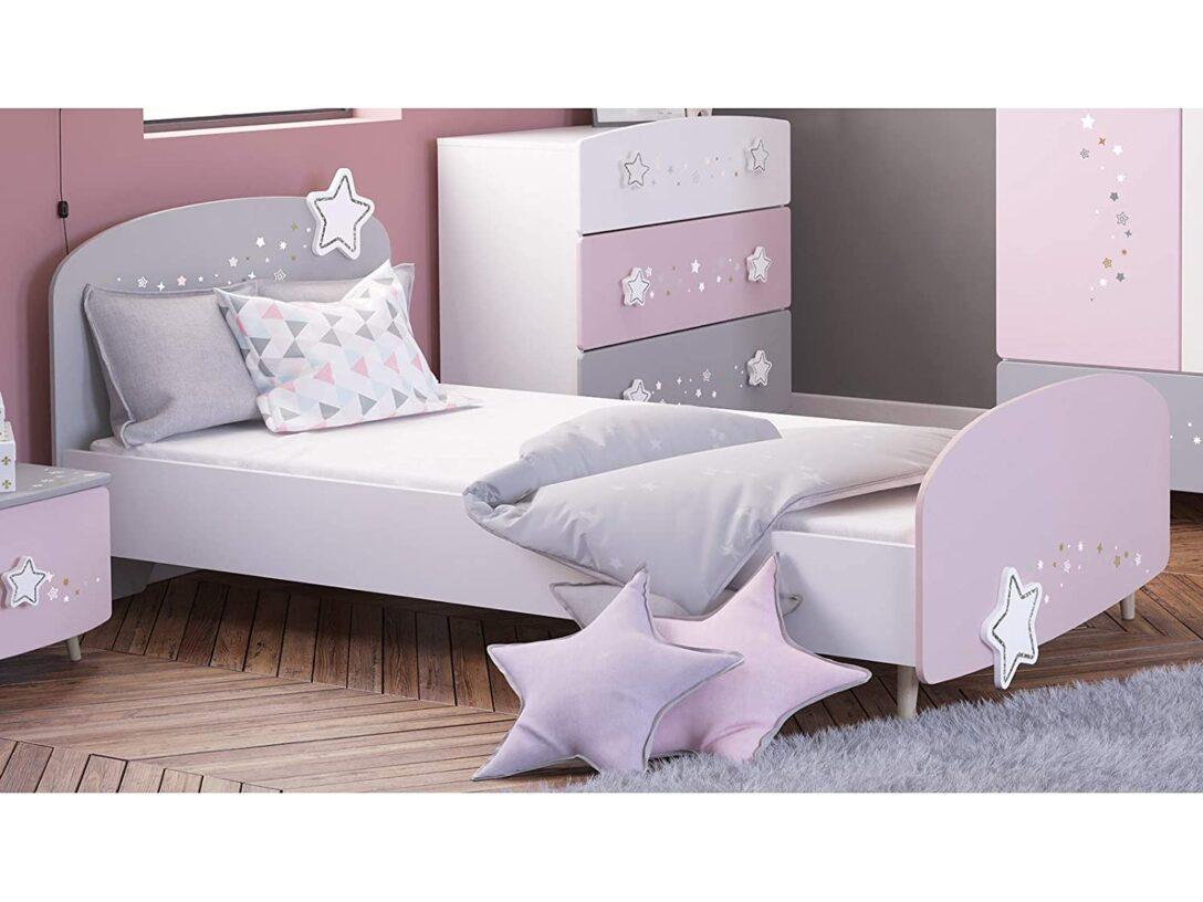 Large Size of Mädchenbetten Mbelando Bett Motivbett Einzelbett Mdchenbett Wohnzimmer Mädchenbetten