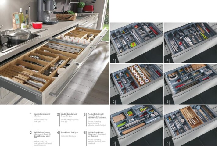Medium Size of Nobilia Besteckeinsatz 80 Cm 90 Trend Move 100 60 Holz 40 60er Variabel Journal 2014 By Schuller Küche Einbauküche Wohnzimmer Nobilia Besteckeinsatz