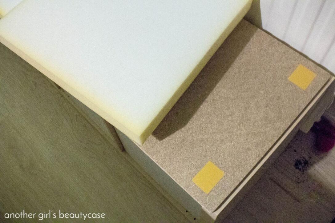 Large Size of Diy Ikea Hack Bank Bench Kallaexpedit Einfach Easy Stauraum Küche Kaufen Sitzbank Mit Lehne Schlafzimmer Betten Bei Modulküche Miniküche Sofa Schlaffunktion Wohnzimmer Ikea Sitzbank