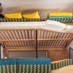 Klappbares Doppelbett Wohnzimmer Klappbares Doppelbett Bauen Bett Ausklappbares