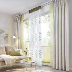 Raumhoher Gardinen Für Küche Die Wohnzimmer Schlafzimmer Fenster Scheibengardinen Wohnzimmer Fensterdekoration Gardinen Beispiele