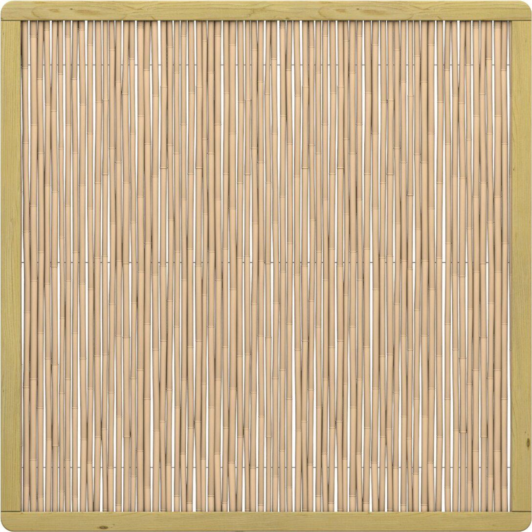 Large Size of Obi Wpc Sichtschutz Sichtschutzzaun Element Bambu Rechteck 179 Cm Kaufen Bei Immobilienmakler Baden Fenster Für Garten Sichtschutzfolie Sichtschutzfolien Wohnzimmer Obi Wpc Sichtschutz