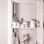 Küche Shabby Schne Haushaltswaren Und Geschirr In Kche Zu Chic Tresen Planen Fliesenspiegel Glas Hochglanz Eiche Selber Machen Auf Raten Bauen Jalousieschrank Wohnzimmer Küche Shabby