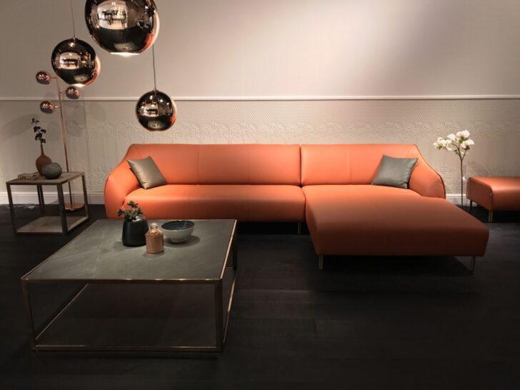 Medium Size of Freistil Ausstellungsstück 132 Rolf Benz Sofa Mit Recamiere Im Edlen Nappa Leder Bett Küche Wohnzimmer Freistil Ausstellungsstück