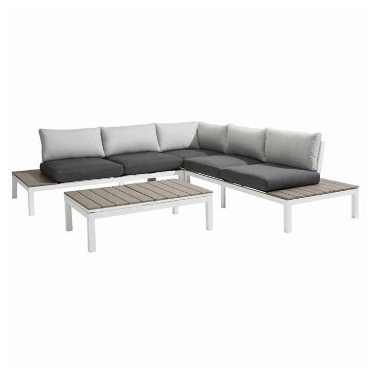 Medium Size of Outliv Loungemöbel Hamilton Loungeecke 4 Teilig Aluminium Polywood Garten Günstig Holz Wohnzimmer Outliv Loungemöbel
