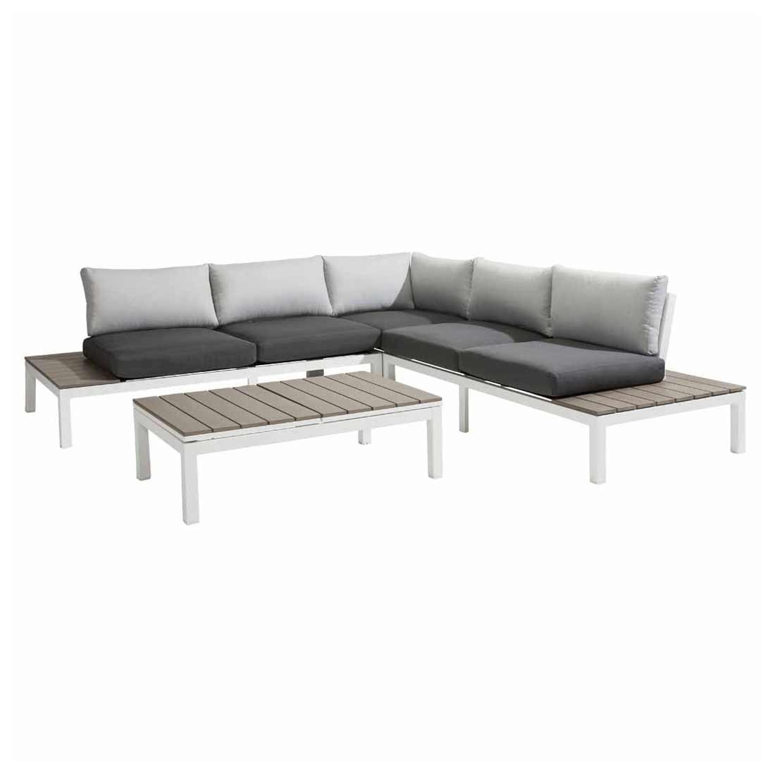 Full Size of Outliv Loungemöbel Hamilton Loungeecke 4 Teilig Aluminium Polywood Garten Günstig Holz Wohnzimmer Outliv Loungemöbel