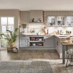 Küchen Quelle Wohnzimmer Küchen Quelle Landhaus Einbaukche Norina 7684 Steingrau Kchenquelle Regal