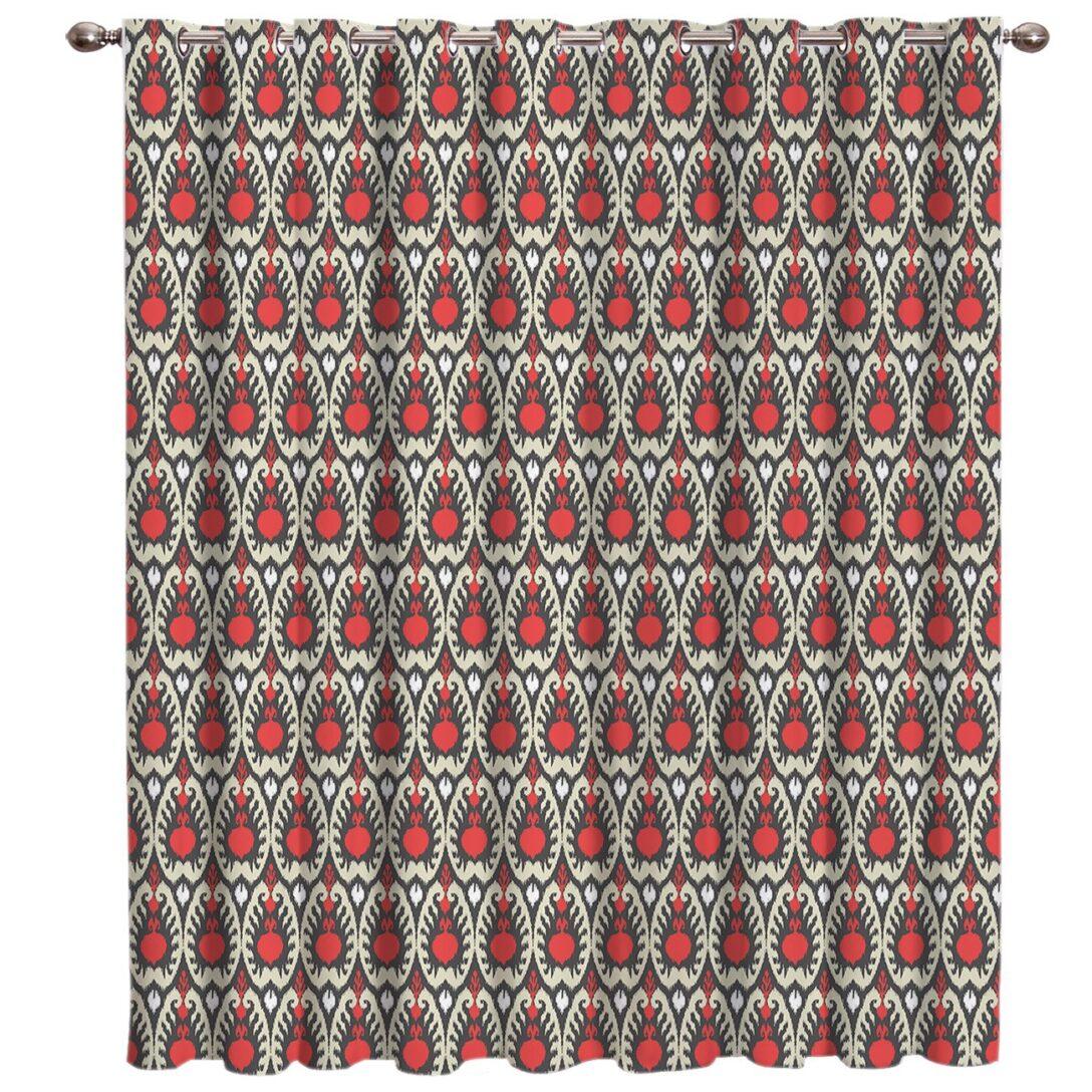 Large Size of Indischen Ethnischen Blume Fenster Vorhnge Dark Kche Einbauküche Mit Elektrogeräten L Küche Kochinsel Abfallbehälter Fliesenspiegel Gebrauchte Günstig Wohnzimmer Vorhänge Küche Ideen