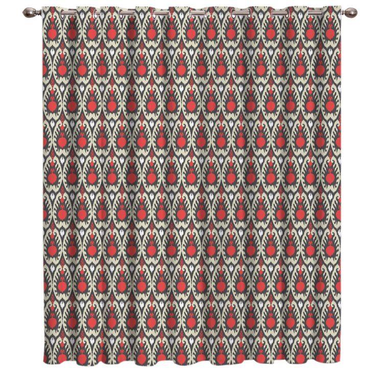 Indischen Ethnischen Blume Fenster Vorhnge Dark Kche Einbauküche Mit Elektrogeräten L Küche Kochinsel Abfallbehälter Fliesenspiegel Gebrauchte Günstig Wohnzimmer Vorhänge Küche Ideen