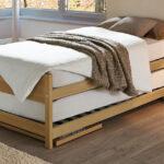 Bett Zum Ausklappen Aufklappen Selber Bauen T4 Ikea Malm Zwei Betten Gleicher Gre Unser Ausziehbett On Top Tojo 200x200 Komforthöhe Ausziehbares Schwebendes Wohnzimmer Bett Zum Ausklappen