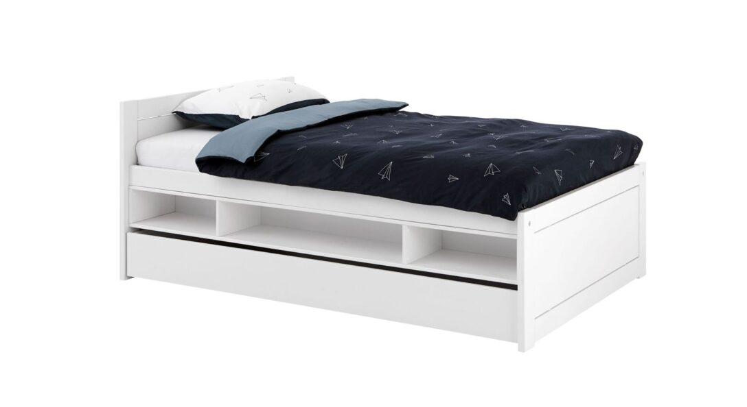 Large Size of Stauraumbett Funktionsbett 120x200 Bett Weiß Mit Bettkasten Matratze Und Lattenrost Betten Wohnzimmer Stauraumbett Funktionsbett 120x200