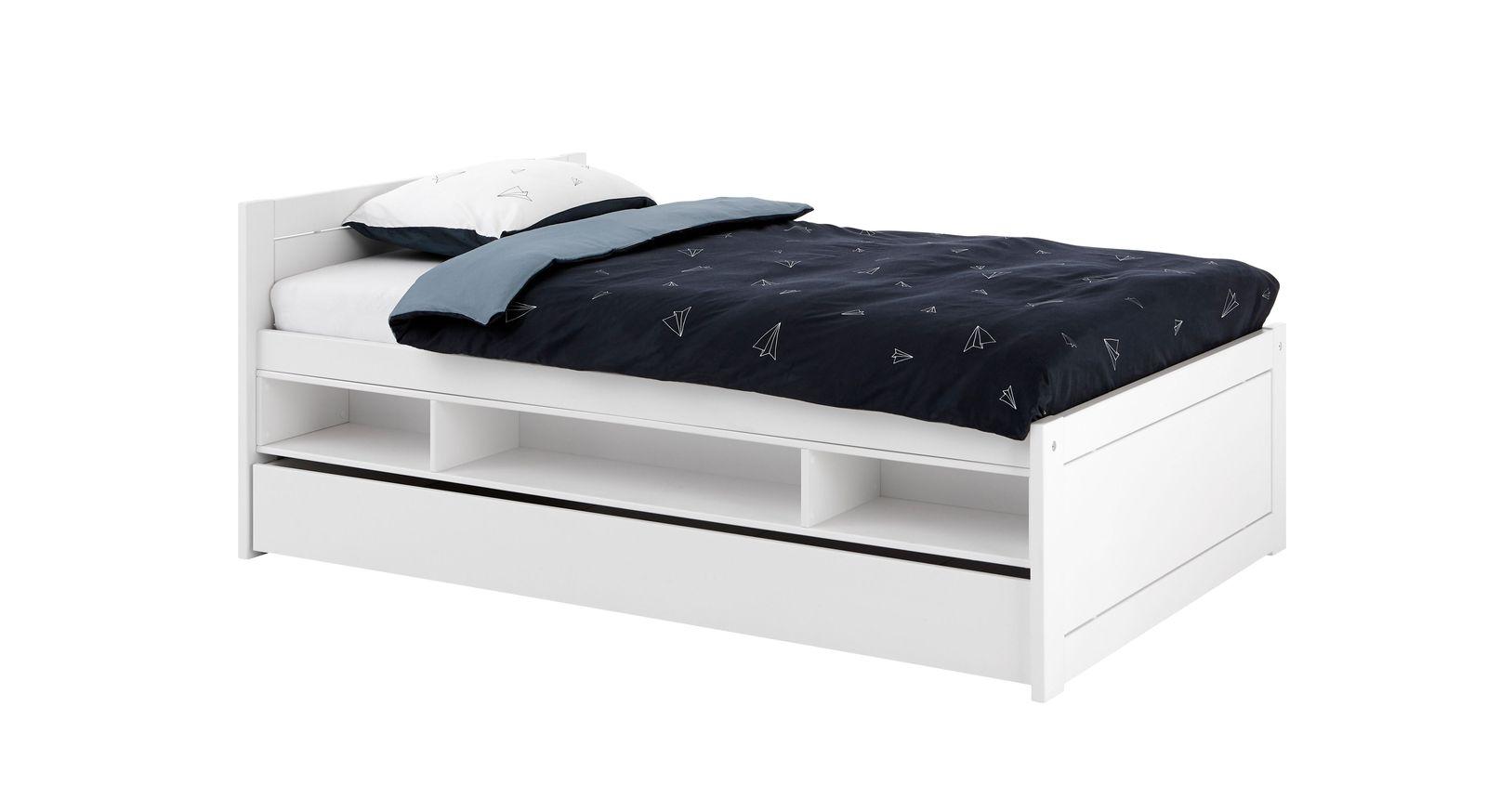 Full Size of Stauraumbett Funktionsbett 120x200 Bett Weiß Mit Bettkasten Matratze Und Lattenrost Betten Wohnzimmer Stauraumbett Funktionsbett 120x200