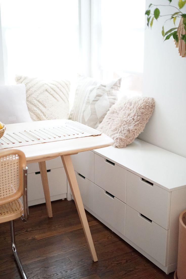 Full Size of 55 Cozy Ikea Hacks Ideas For Home Decorations Inneneinrichtung Hochglanz Küche Landhaus Wandregal Kleiner Tisch U Form Mischbatterie Schrankküche Bodenbelag Wohnzimmer Ikea Hack Sitzbank Küche