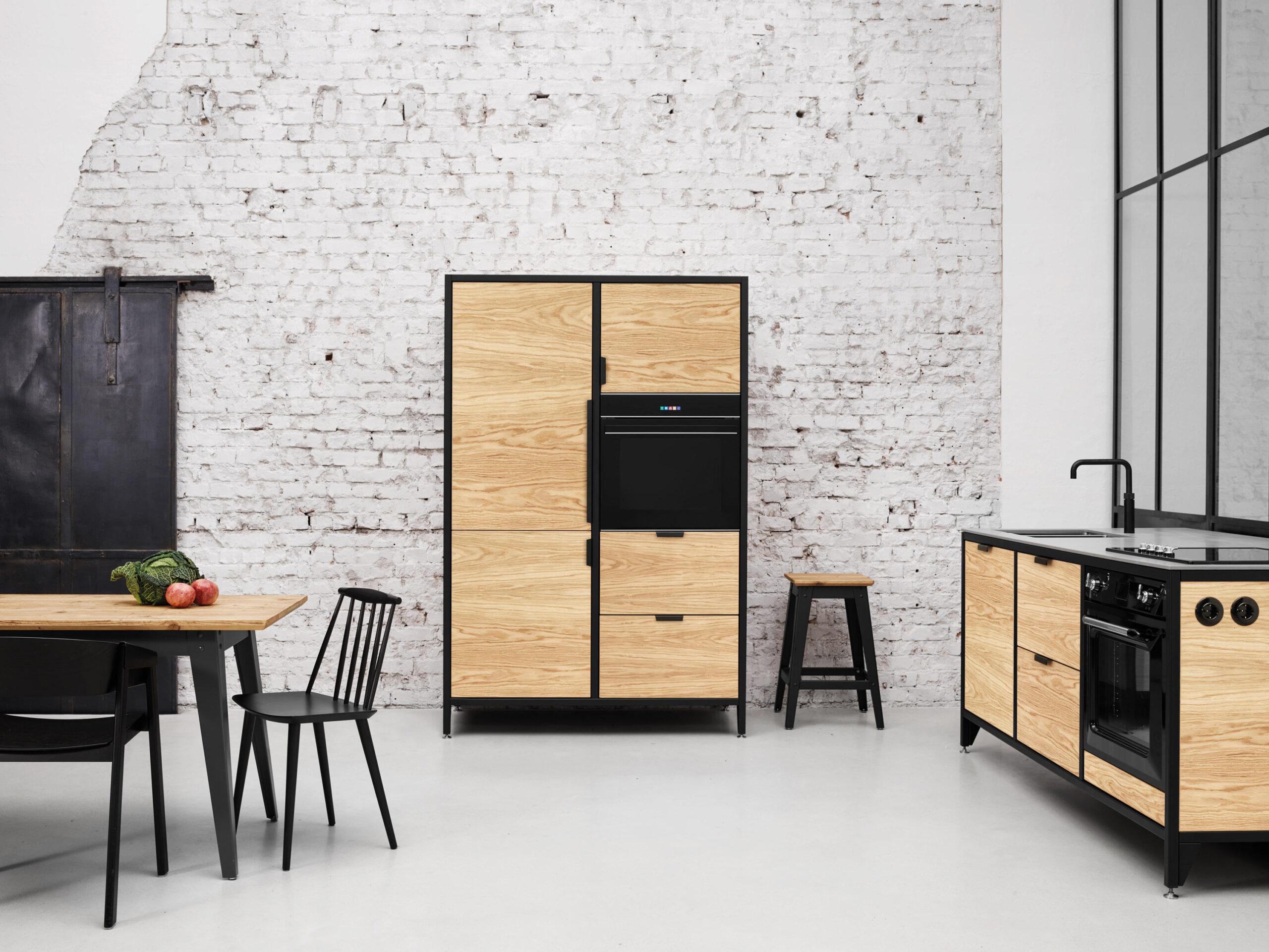 Full Size of Werk Modulkche Designermbel Architonic Wohnzimmer Modulküchen