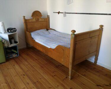 Bauernbett 90x200 Wohnzimmer Bauernbett 90x200 Bett Mit Lattenrost Bettkasten Weißes Weiß Schubladen Und Matratze Betten Kiefer