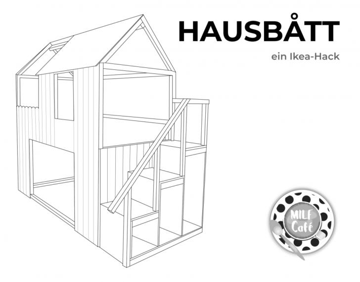 Medium Size of Kura Hack Bed Hacks Ikea Bunk Instructions House Floor Montessori Ideas Storage Drawers Stairs Wohnzimmer Kura Hack