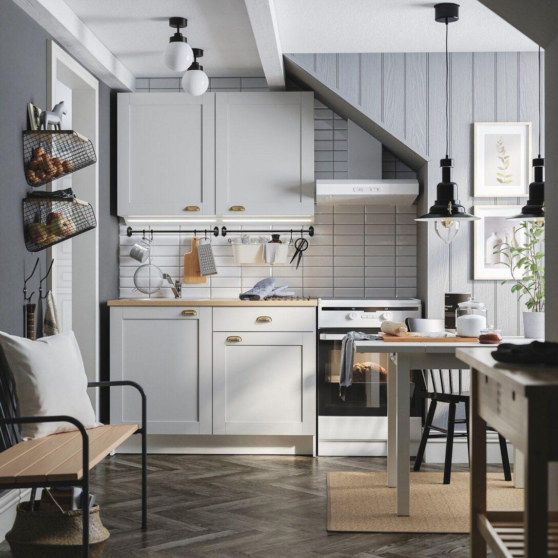 Large Size of Küche Ikea Kosten Modulküche Miniküche Kaufen Mit Kühlschrank Stengel Betten 160x200 Sofa Schlaffunktion Bei Wohnzimmer Ikea Värde Miniküche
