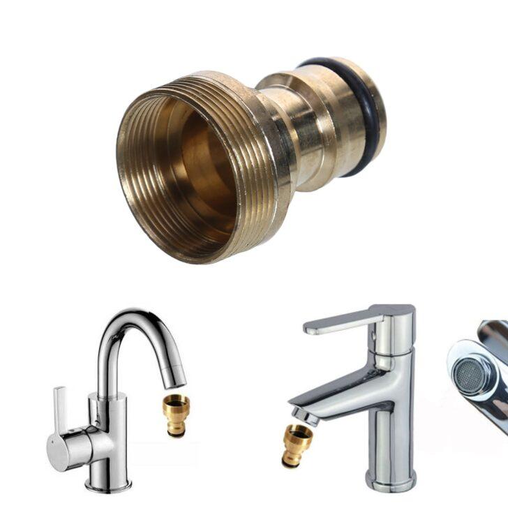 Medium Size of Wasserhahn Anschluss Universal Ntzliche Kche Gold Schlauch Adapter Küche Wandanschluss Bad Für Wohnzimmer Wasserhahn Anschluss