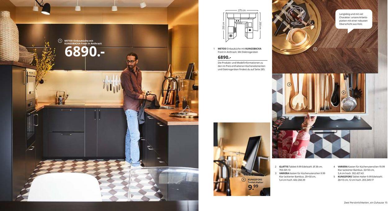 Full Size of Ikea Aktueller Prospekt 2808 31072020 8 Jedewoche Rabattede Küche Anthrazit Fenster Wohnzimmer Kungsbacka Anthrazit