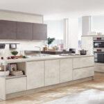 Kchenfronten Im Berblick Nobilia Kchen Küche Einbauküche Wohnzimmer Nobilia Magnolia