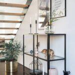 Metallregal Schwarz Küche Passt Perfekt Mein Ikea Vittsj Unter Der Treppe Soriwritesde Anrichte Kaufen Günstig Vorratsschrank Einbauküche Mit Wohnzimmer Metallregal Schwarz Küche