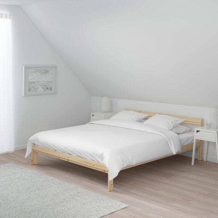 Medium Size of Neiden Bettgestell Birke Kiefer Steens Bett Modern Design 120 Cm Breit Platzsparend 2x2m Leander Mit Matratze Und Lattenrost 140x200 Hoch Jensen Betten Wohnzimmer Bett 120x200 Ikea
