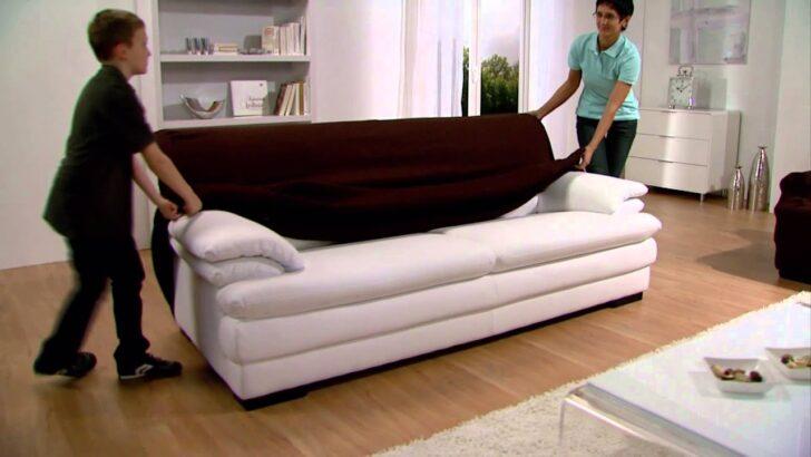 Medium Size of Otto Hussen Husse Sofa Versand Webshopclip Couchhusse Youpetrol Bezug Ecksofa Mit Ottomane Für Ottoversand Betten Wohnzimmer Otto Hussen