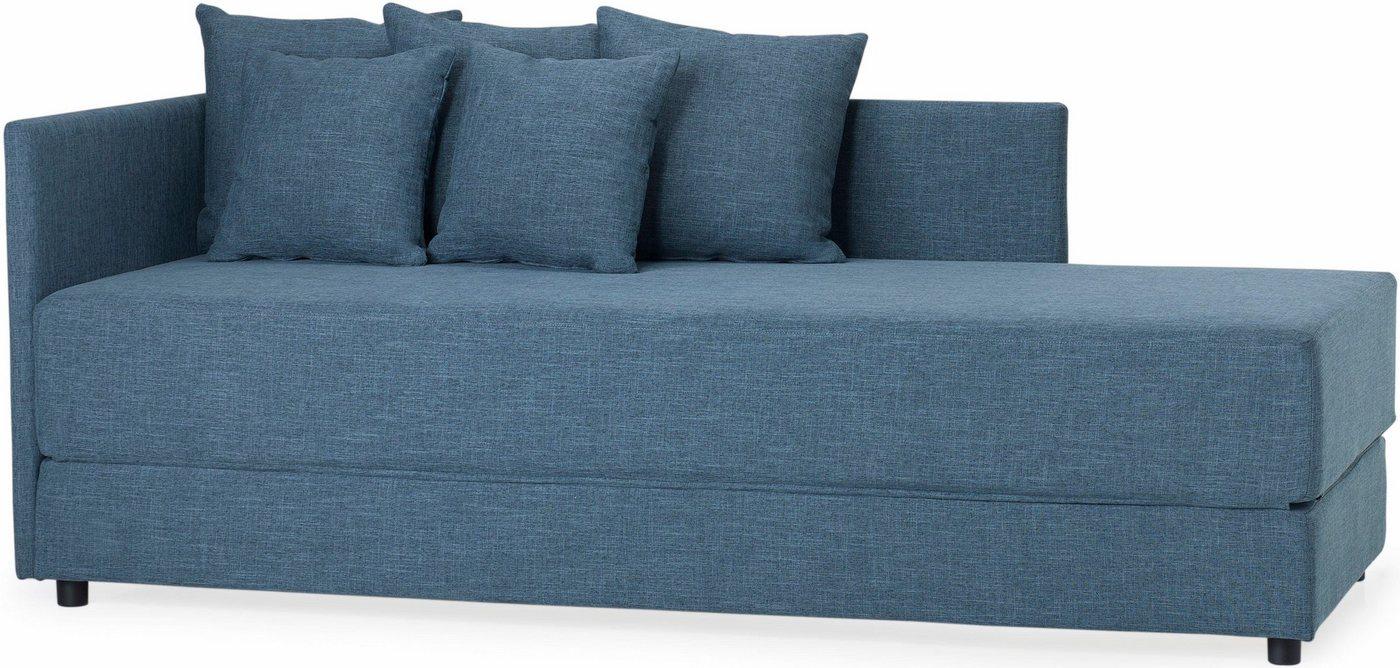 Full Size of Couch Ausklappbar Hom In Schlafsofas Online Kaufen Mbel Suchmaschine Ladendirektde Bett Ausklappbares Wohnzimmer Couch Ausklappbar