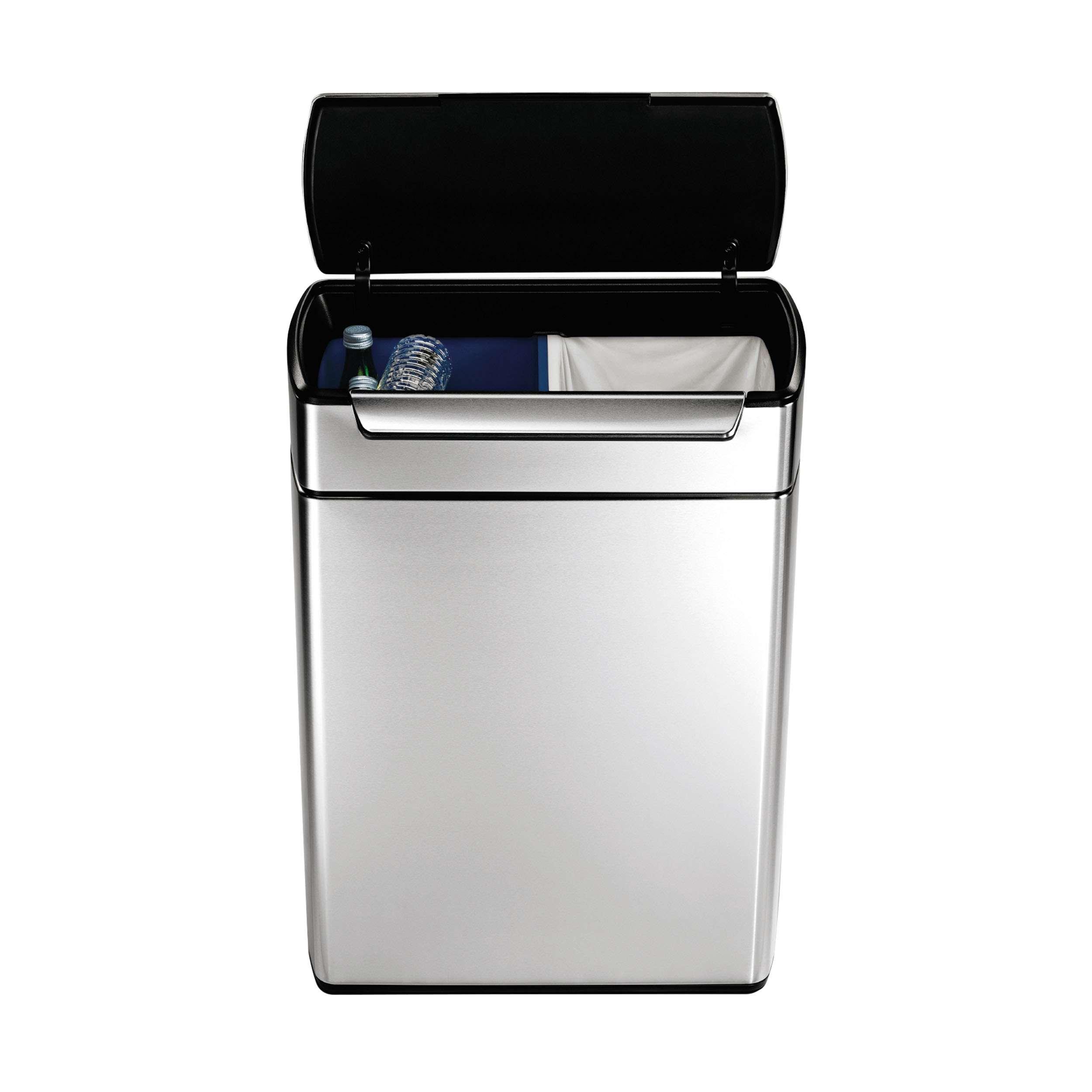 Full Size of Doppel Mülleimer Abfalleimer Preisvergleich Besten Angebote Online Kaufen Küche Einbau Doppelblock Wohnzimmer Doppel Mülleimer