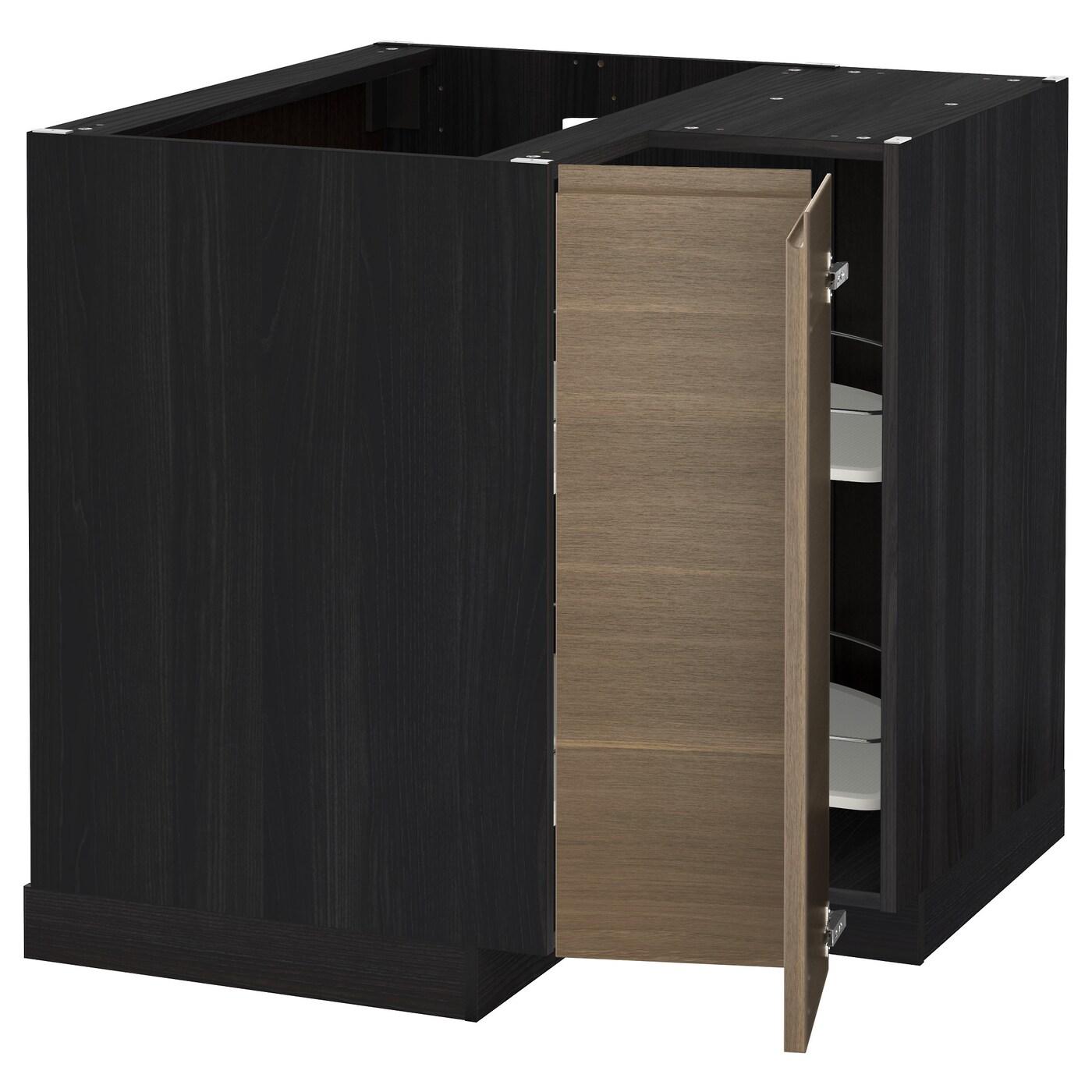 Full Size of Voxtorp Küche Ikea Metod Eckunterschrank Karussell Schwarz Was Kostet Eine Neue Teppich Für Landhaus Mit Elektrogeräten Günstig Unterschränke Tapeten Wohnzimmer Voxtorp Küche Ikea