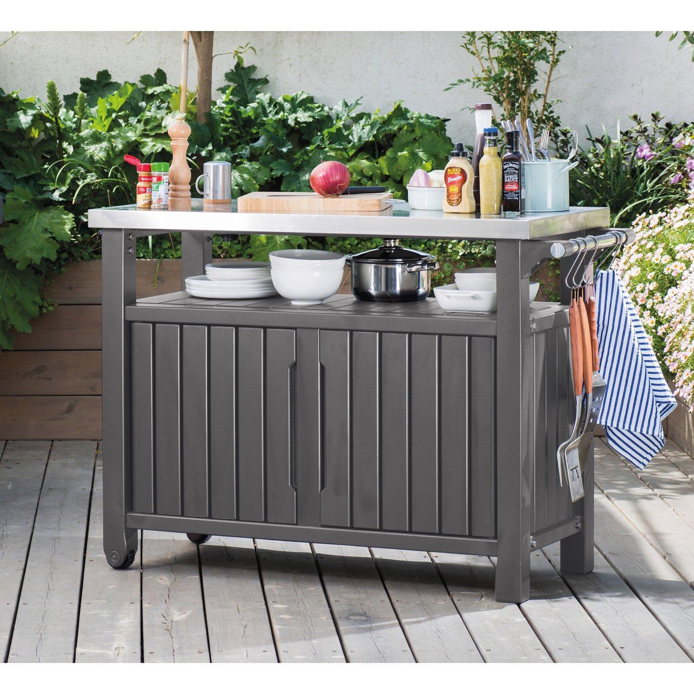 Full Size of Grill Beistelltisch Ikea Edelstahl Keter Outdoor Diy Barbecue Modulküche Miniküche Küche Garten Kosten Grillplatte Sofa Mit Schlaffunktion Kaufen Betten Wohnzimmer Grill Beistelltisch Ikea