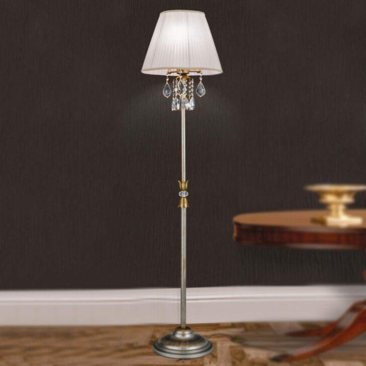 Medium Size of Kristall Stehlampe Miramare Von Orion Silber Kristalle Wohnzimmer Schlafzimmer Stehlampen Wohnzimmer Kristall Stehlampe