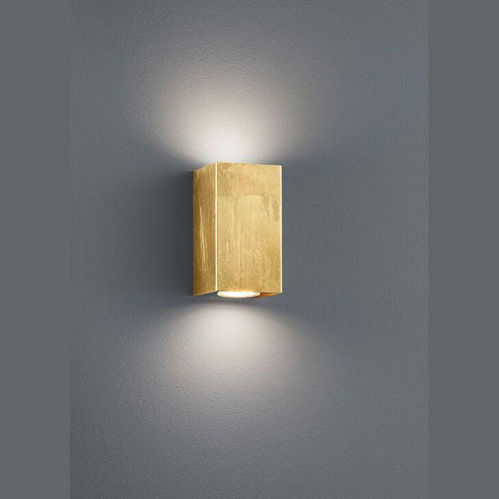 Medium Size of Wandleuchte Dimmbar Led Batterie Schwenkbar Innen Amazon Wohnzimmer Gips Schwanenhals Gold Up Down Mit Fernbedienung Wandleuchten Eckige Wandlampe Oberlicht Wohnzimmer Wandleuchte Dimmbar
