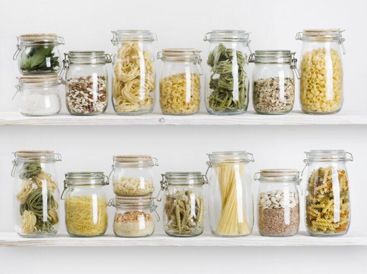 Medium Size of Küchen Aufbewahrungsbehälter Kche Deko 5 Dekorationsideen Fr Deine Regal Küche Wohnzimmer Küchen Aufbewahrungsbehälter