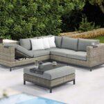 Zebra Soho Lounge 5285 Komplettset Kunsthandel Lohmannde Wohnzimmer Couch Terrasse