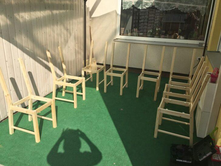 Medium Size of Ikea Hack Sitzbank Küche Diy Aus 8 Sthlen Wird Eine Groe Mobile Essplatz U Form Mit Theke Landhausküche Hochglanz Nolte Miniküche Kühlschrank Kaufen Wohnzimmer Ikea Hack Sitzbank Küche