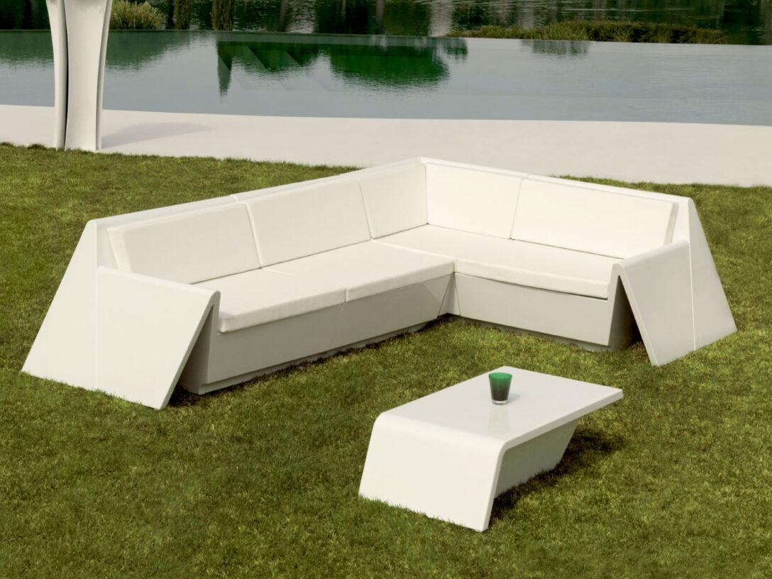 Large Size of Couch Terrasse Vondom Outdoor Lounge Rest 2 Online Kaufen Borono Wohnzimmer Couch Terrasse